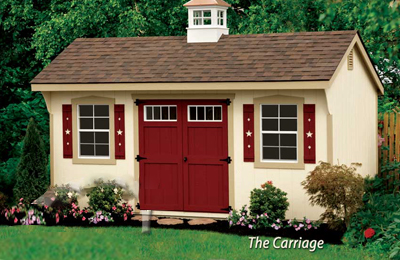 best quality shed grandewood classic